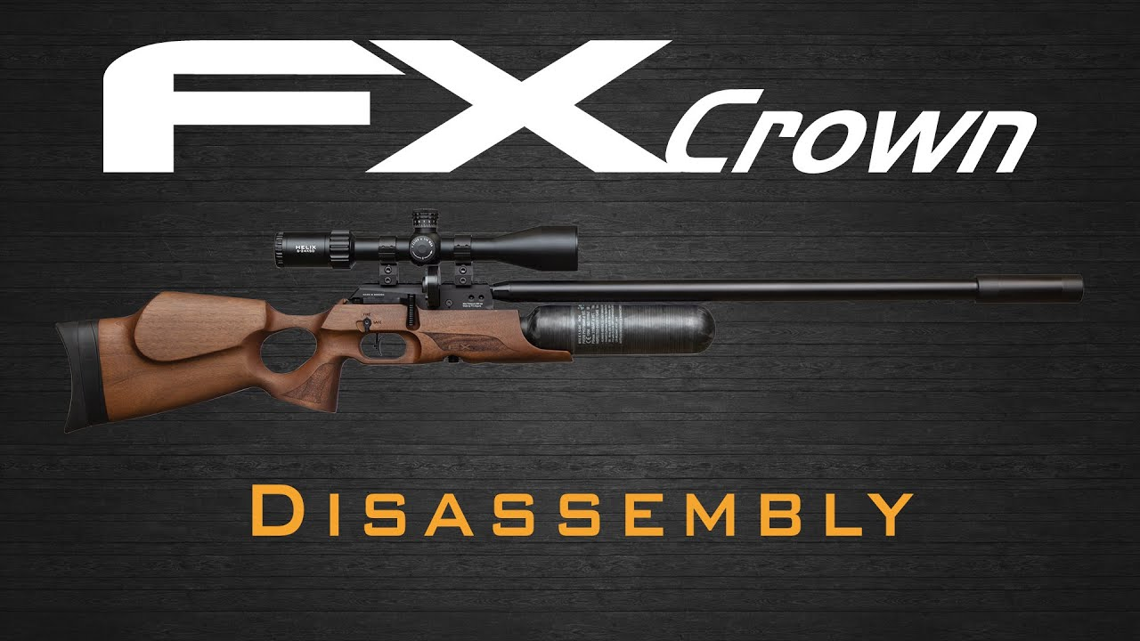 FX MAsterclass - FX Crown : Disassembly