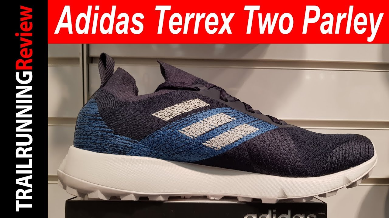 high fashion exquisite style exclusive range Adidas Terrex Two Parley 2018 Preview