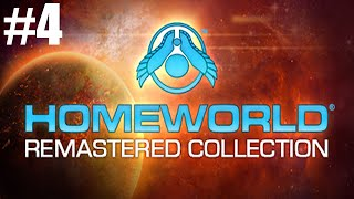 Homeworld Remastered Collection Gameplay Mission/Part 4 Fighting back!