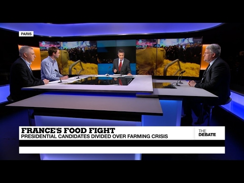 France's Food Fight: The growing divide between factory and