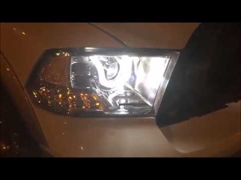 Reflector Vs Projector Headlights Youtube