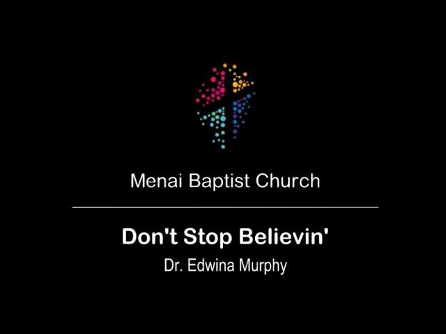 MBC 18-Oct-20 - Don't Stop Believin'