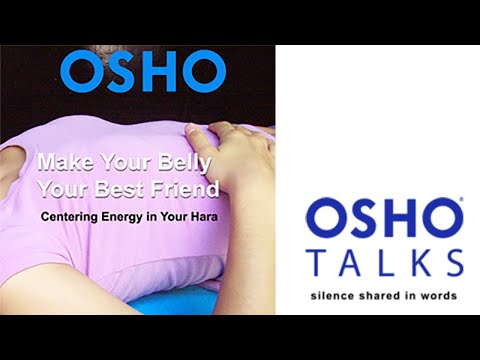 OSHO: Make Your Belly Your Best Friend ...