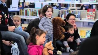 Hamilton City Libraries: Send your mind somewhere - part 1