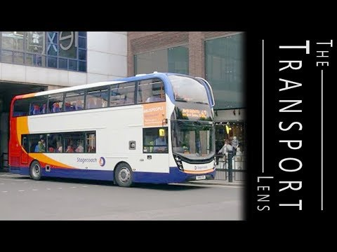 Stagecoach Buses Routes 62 And 63 Newcastle August