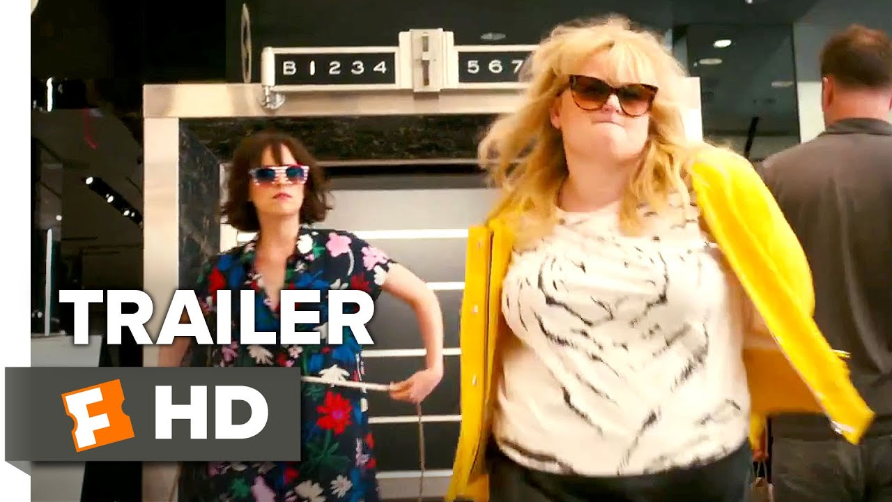How to Be Single Official Trailer #1 (2016) - Dakota Johnson, Rebel Wilson Comedy HD