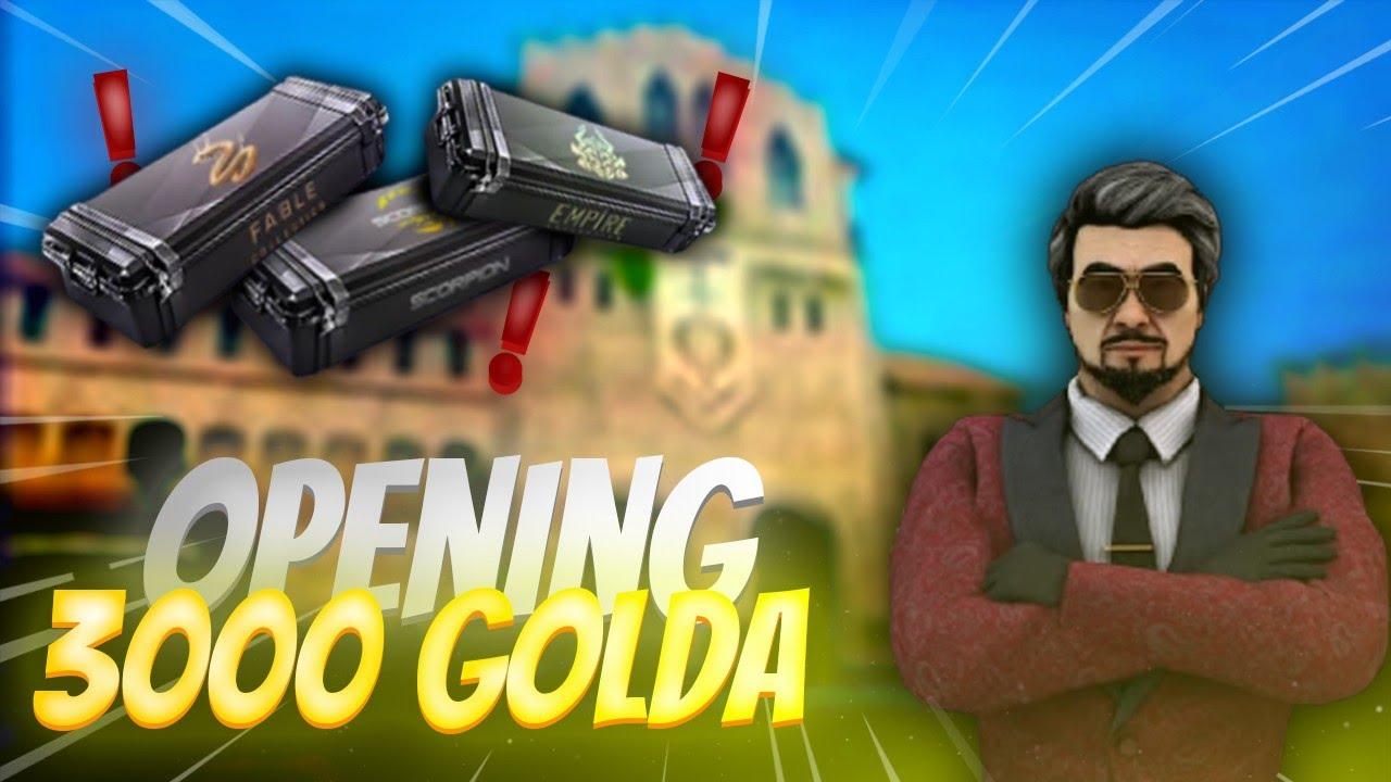 OPENING ZA 3000 GOLDA U WIDZA to byo jego marzenie  Standoff 2 Polska