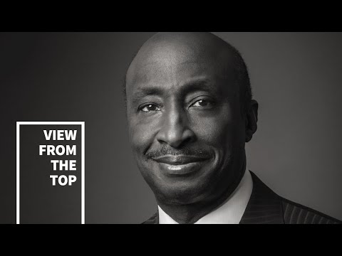 Ken Frazier, CEO Of Merck & Co, Inc.