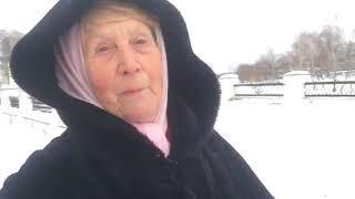 Бабушка и её прикольные частушки!)))))