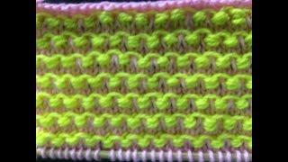 Ly handmade vn đan mâu.  Knit pattern