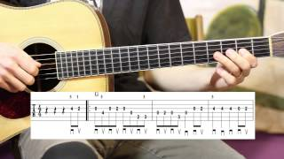 Turkey in the Straw - Guitar Lesson
