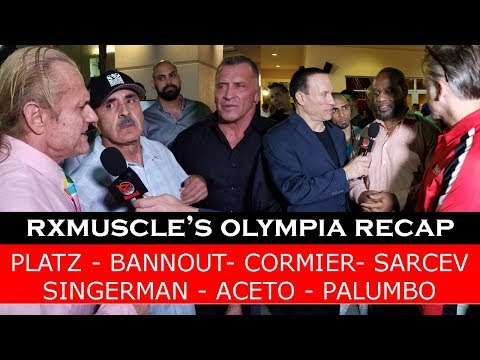 SHAWN RHODEN DETHRONES PHIL HEATH! MR OLYMPIA WRAPUP