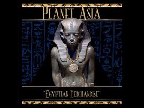 Planet Asia - Egyptian Merchandise - Full Album - [2016]