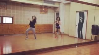 Mouni Roy Dance Practice