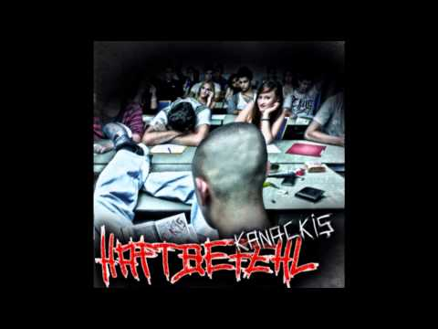 HAFTBEFEHL - CRACKKÜCHENMUKKE (INSTRUMENTAL) [HD]