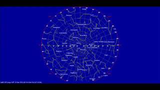 Stonehenge Solstice Stars 21 12 2012 11h18m13sec GMT  - Mayan Sun Calendar Doomsday Prophecy Proven
