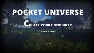 Pocket Universe Alpha V0 34 Teaser