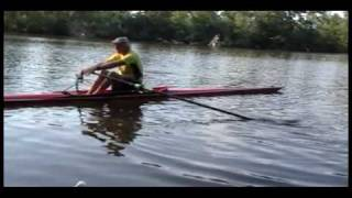 Finish and Release: Rowing for Power