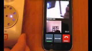 Демонстрационное видео 3G камеры Страж 3G Light ebrigada.ru(ebrigada.ru 3G видеокамера