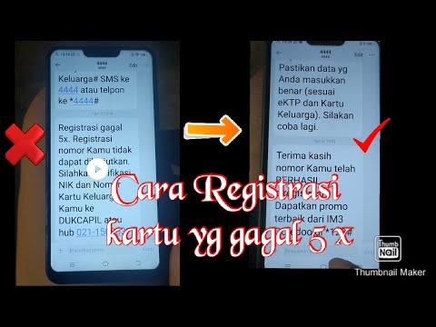 telkomsel telah mengganti metode registrasi dengan menggunakan Kartu keluarga, alasannya sih? dikare.