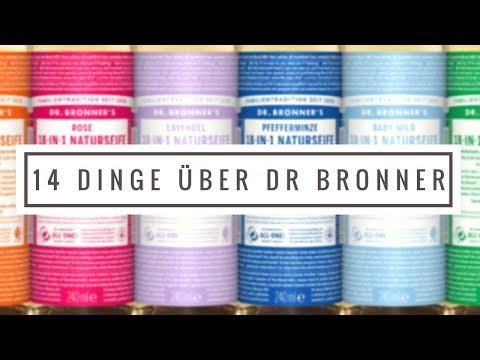 14 DINGE über,  SAFE PRODUCT Special Dr Bronners Soap