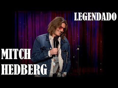 Mitch Hedberg - Tipos de Queijo (Legendado)