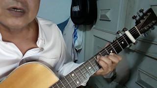 Mưa đêm ngoại ô Guitar Bolero
