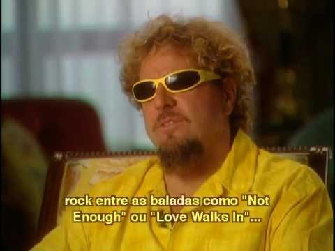 Sammy Hagar talks about Van Halen (2001)