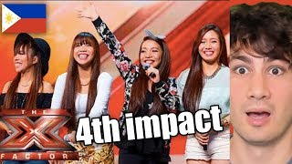 AMAZING FILIPINO SINGERS ON X FACTOR UK!