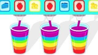Learn Colors Play To Make Fruit Smoothy & Baby Games