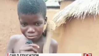 Children in the East Mamprusi Municipality drop out of school to hunt for lizards