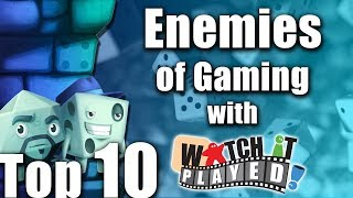 Top 10 Enemies of Gaming  (featuring Rodney Smith)