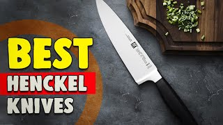 Best Henckels Knives in 2020 – Reviews of Top Most Products!