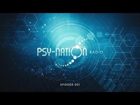 Psy-Nation Radio #001- by Liquid Soul & Ace Ventura