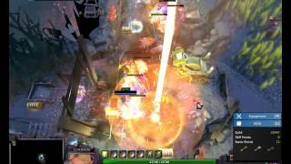 Roshpit Champions 2.1 Invoker(conjuror) с 1го-до-100го Part 7 Путь к нагибу!