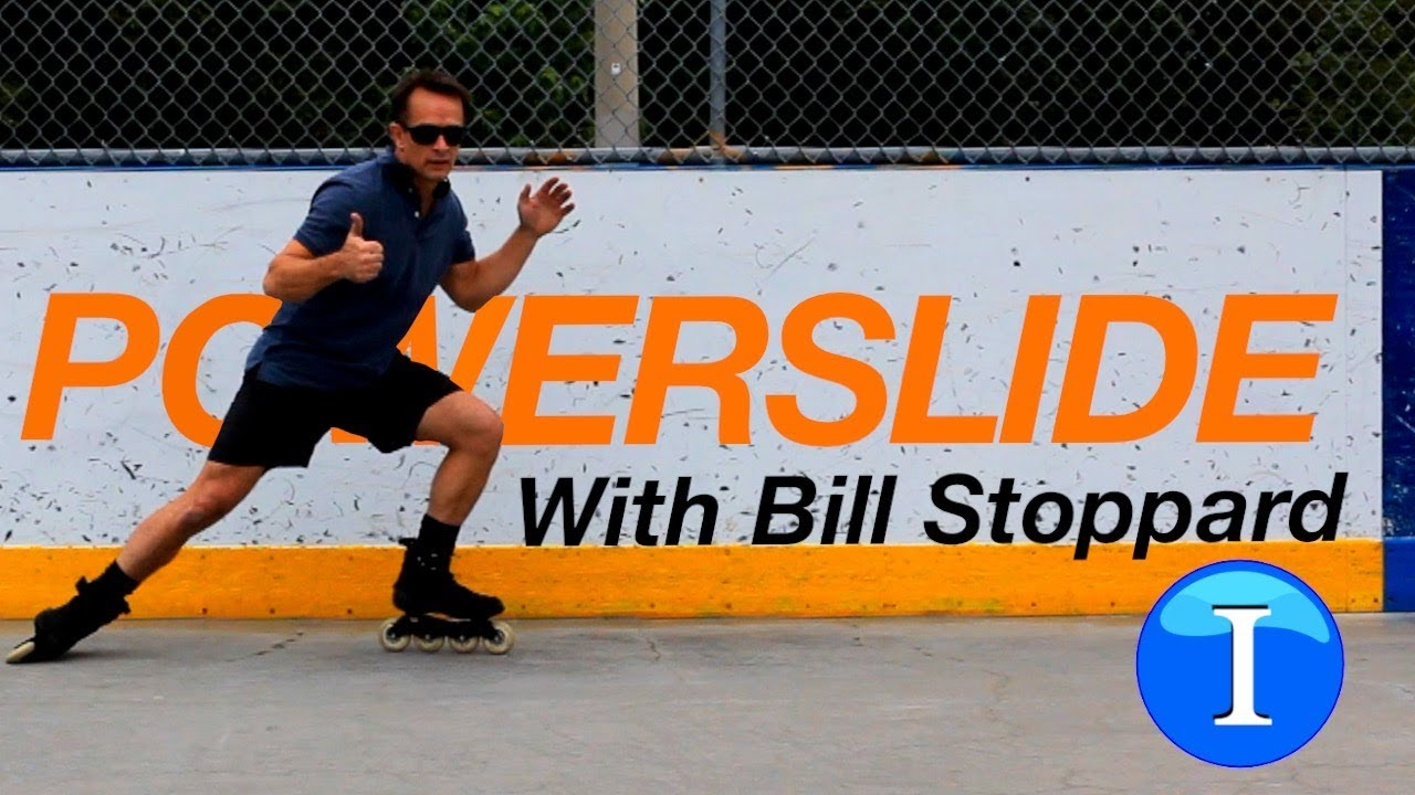 Download How To Stop On Inline Skates  POWERSLIDE