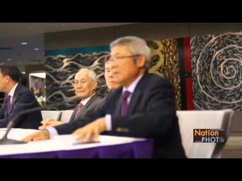 ธนาคารไทยพาณิชย์ แถลงข่าว แต่งตั้ง2ผู้บริหารระดับสูง