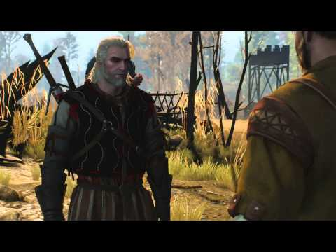 The Witcher 3 Wild Hunt Thou Shalt Not Pass Secondary Quest