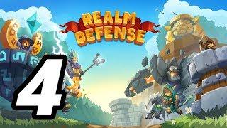 "Realm Defense: Hero Legends TD - 4 - ""Testing Endless Mode"""