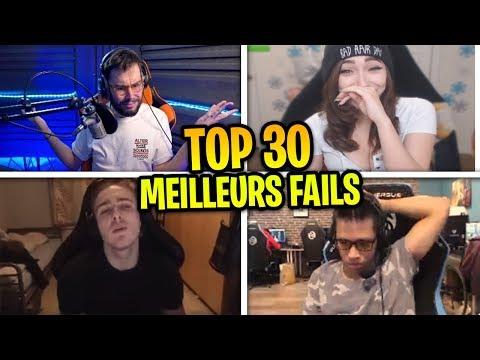 TOP 30 DES FAILS LES PLUS DRÔLES SUR FORTNITE (Meilleurs Fails) 😂