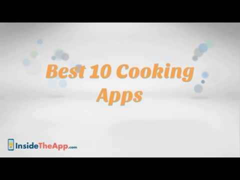 Best 10 Cooking Apps