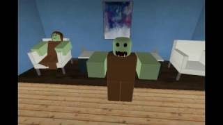 The Zombie Song - ROBLOX nightcore