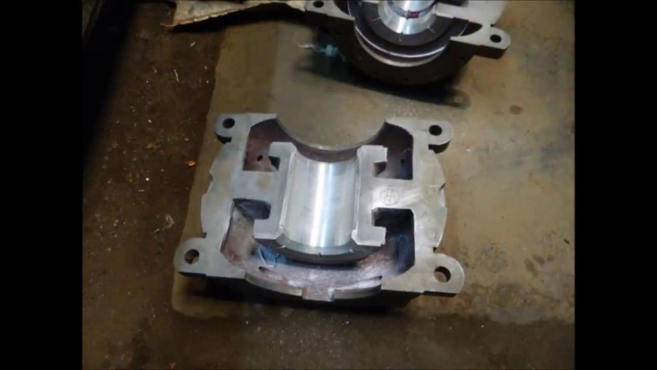 Babbitt Metal Bearing