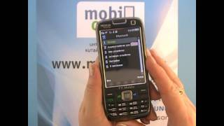 Видео обзор китайского телефона Nokia E72+(Страница товара: Подробное описание и технические характеристики этой и других моделей китайских телефон..., 2011-02-20T15:14:37.000Z)