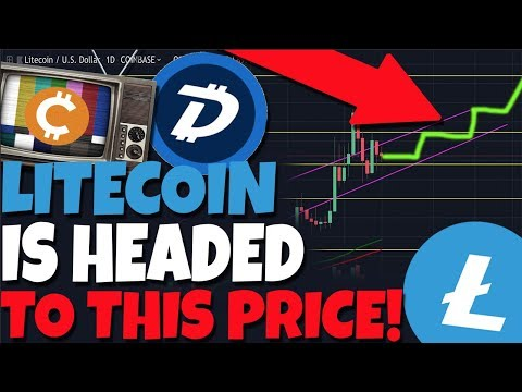 Litecoin MAJOR Move Is Around The Corner - GET IN EARLY! Digibyte Breaks Out!