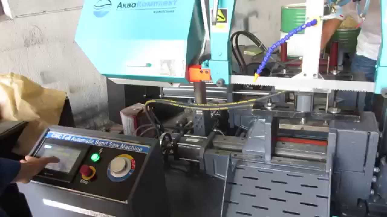 For Sale Cnc Nc Automatic Bandsaw Band Saw Machine For