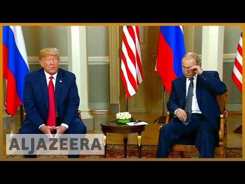 🇺🇸 Trump invites Putin to US as Democrats call for Helsinki details | Al Jazeera English
