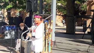 Santa Fe Indigenous Day Commemoration 2018 - Marlon Magdalena