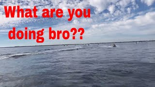 You Shouldn't do this to a Fellow Fisherman