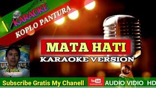 Download MATA HATI Dangdut - Karaoke Koplo pantura Dj Pony